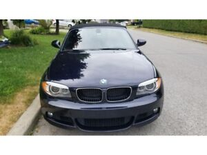 2012 BMW SERIE 1 CONVERTIBLE AVEC M PACKAGE