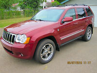 2008 Jeep Grand Cherokee Limited SUV, Crossover