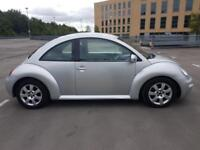 Volkswagen Beetle 2.0 automatic 2004 only 23k