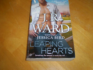JR WARD BOOK