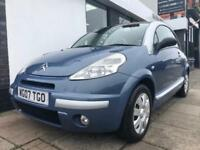 2007 Citroen C3 Pluriel 1.4 HDi Exclusive 2dr