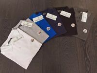 Moncler polos for sale