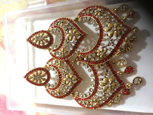 Indian Party Earings
