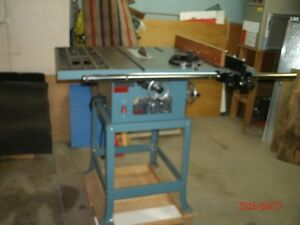 Very Good Table Saw