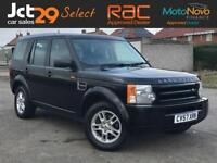 2007 57 LAND ROVER DISCOVERY 2.7 3 TDV6 GS 5D 188 BHP DIESEL
