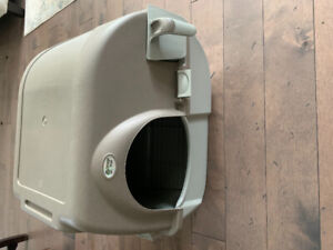 Omega Paw Roll n Clean Large Cat Litter Box FOR SALE
