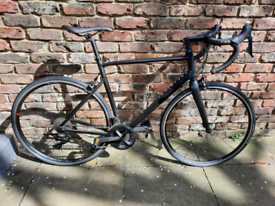 XL EDR AF ROAD BIKE, BLACK - 105 (FREE tools and equipment included)