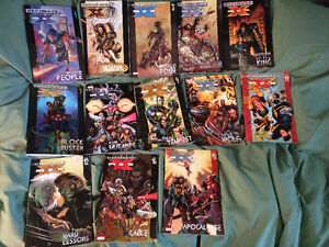 Ultimate X-Men TPBs