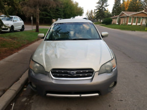 2005 Subaru outback 3.0R. Looking to trade for a truck.