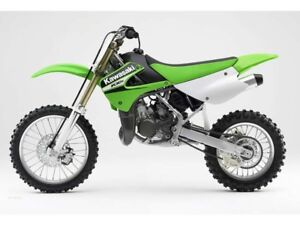 *WANTED* BLOWN UP KX85