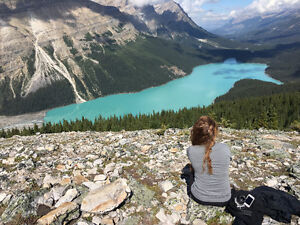 19 y/o student looking for a private room in downtown Banff