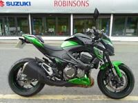 2015 KAWASAKI Z800 LOVELY 1 OWNER LOW MILEAGE EXAMPLE