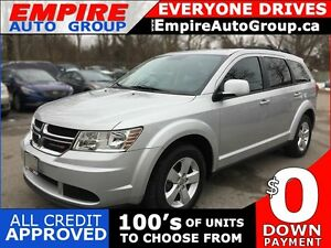 2014 DODGE JOURNEY SE PLUS * PREMIUM CLOTH SEATING * 7 PASS