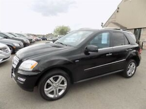 Mercedes-Benz M-Class ML 350 BlueTEC 2011