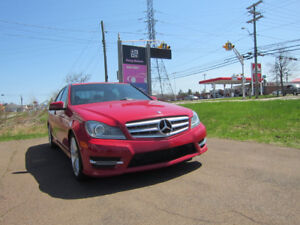 **REDUCED**2013 Mercedes-Benz C 300***AWD!!!