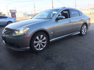 2006 Infiniti M35X ULTRA PRMM NAV CAMERA BOSE CURTAIN