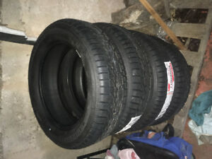 NEVER INSTALLED WINTERS 205/55/r16