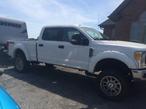 Lifted 2017 F150