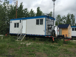 Well site Trailer
