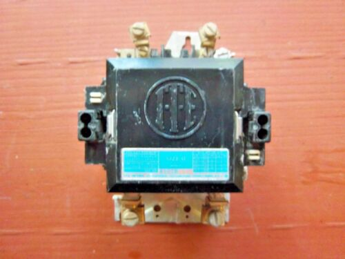 ITE CONTACTOR A102B SIZE 0