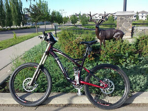 2011 Specialized S Works Enduro Carbon Edmonton Edmonton Area image 2