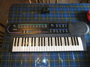 Casio CTK-80 Keyboard