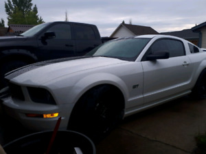 2005 roush supercharged mustang gt open to offers