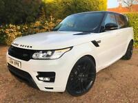 2014MY LAND ROVER RANGE ROVER SPORT 3.0 SDV6 HSE AUTOBIOGRAPHY LOOK BLACK PACK