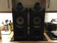 Wharfdale modus3 HIFI speakers very good condition bargain