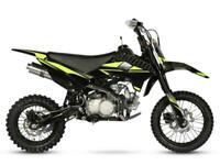 STOMP SUPERSTOMP 120R 2021 PIT BIKE BRAND NEW MOTOCROSS BIKE