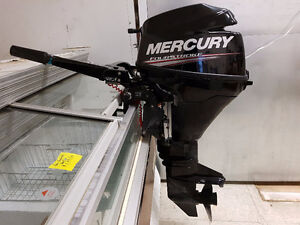 Mercury fourstroke 9.9 Hp outboard