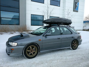 2000 Subaru Impreza WRX Hatchback GF8. PRICE REDUCED