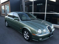 ☆ 2000 JAGUAR S-TYPE 3.0 V6 ☆ *LEATHER,SUNROOF,LOADED!!!*