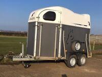 cheval liberte trailer - not ifor Williams