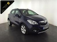 2013 VAUXHALL MOKKA EXCLUSIV CDTI FULL VAUXHALL HISTORY FINANCE PX WELCOME