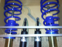 Suspension Coilovers AP par KW - BMW Serie-3 E90 Sedan,E92 Coupe