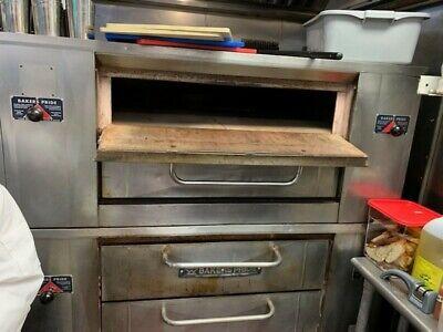 Bakers Pride Double Deck Oven