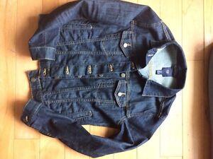 Woman's jean jacket Belleville Belleville Area image 1