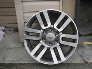 2012 Toyota 4 Runner Limited Factory Rims