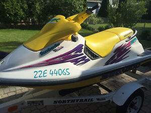 1997 Seadoo SPX with blown engine