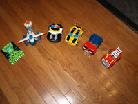 Rescue Bots - Complete Collection