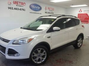 2013 FORD ESCAPE SEL LEATHER