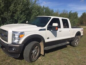 2016 SD F350 4X4 Ford King Ranch