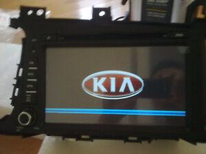 kia optima custom fit 8inch navigation bluetooth dvd
