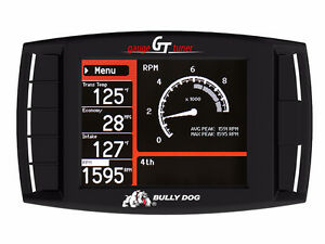 Bully Dog DPF Delete Tuner Chip Ram Ford Duramax Diesel