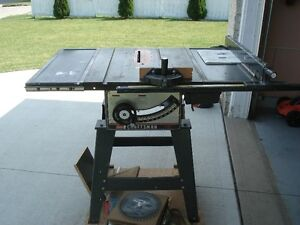 Sears 10in Table Saw