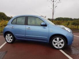 2010 Nissan Micra 1.2 16v ( 79bhp ) n-tec