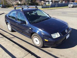 1999 Volkswagen Jetta GLS Sedan