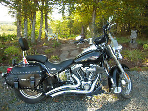 2008 Heritage Soft Tail Classic