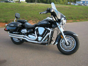 2005 Yamaha Road Star Midnight Silverado
